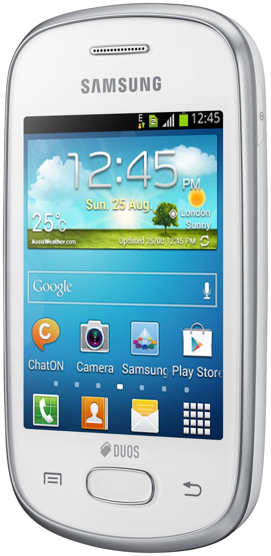 Samsung Galaxy Star summary