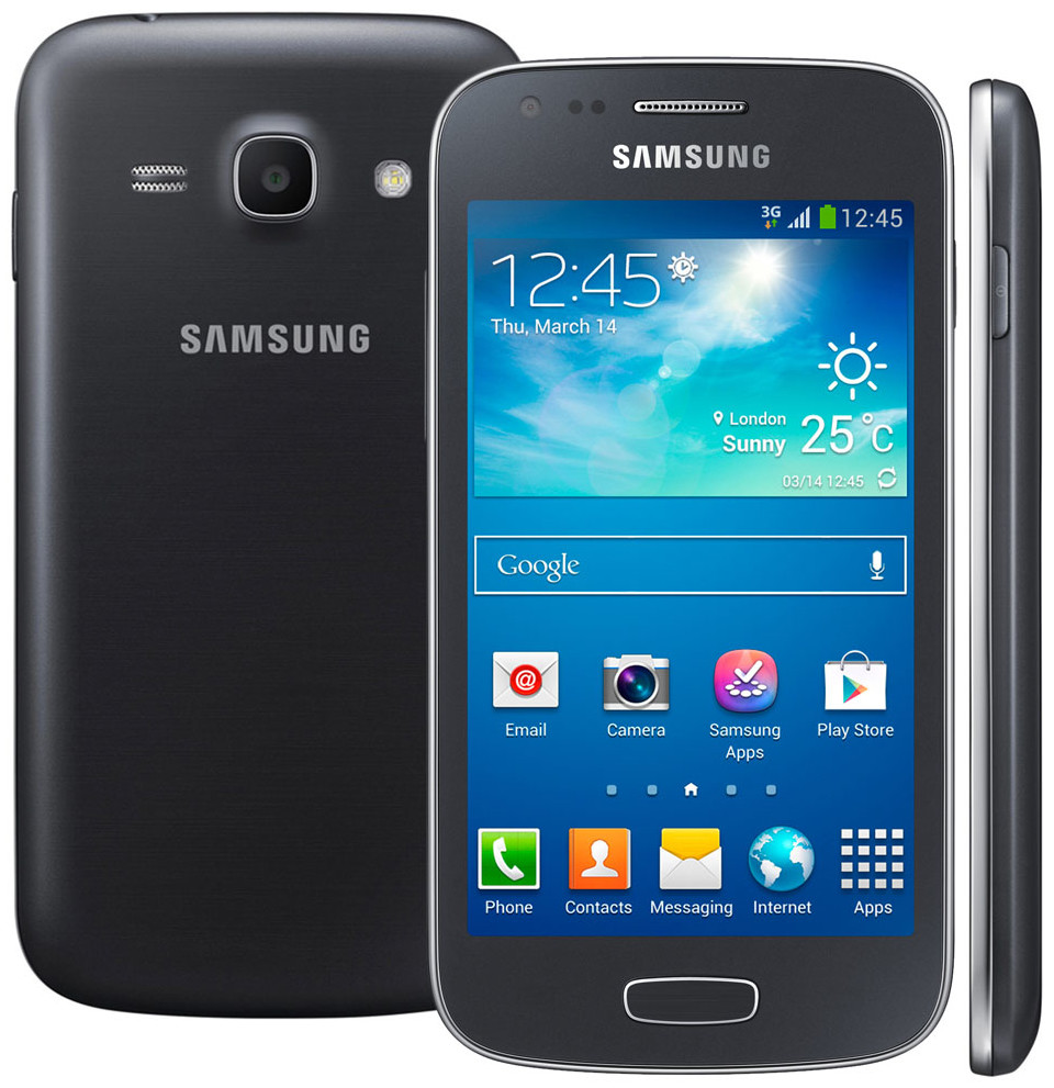 Samsung Galaxy Ace 3 GT-S7272 - Specs and Price - Phonegg