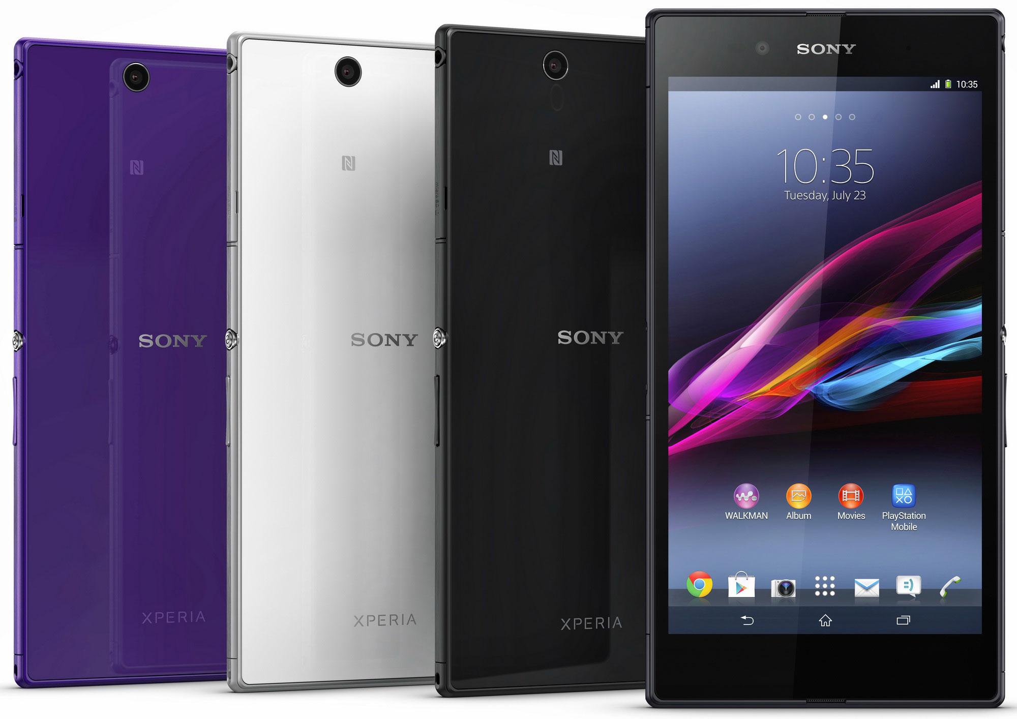 Sony Xperia Z Ultra C6806 Vs Blackberry Z10 Stl100 1 Phonegg