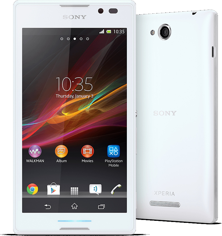 Sony Xperia C C2305 - Specs and Price - Phonegg