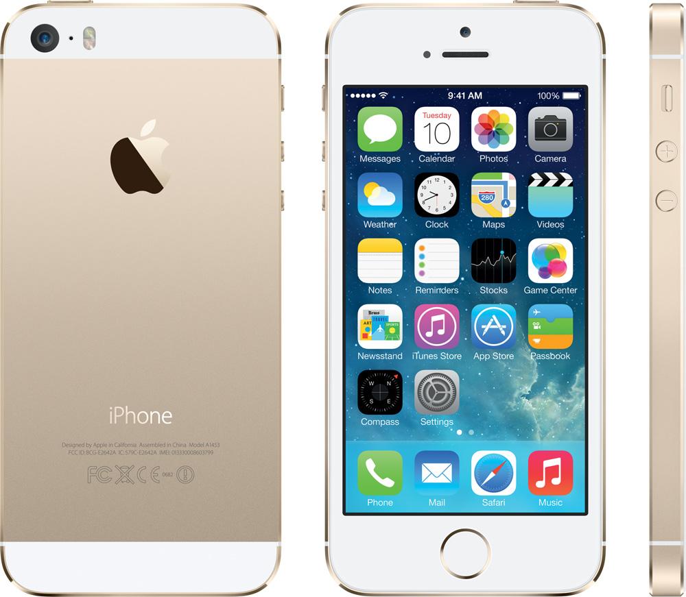 New Iphone Range