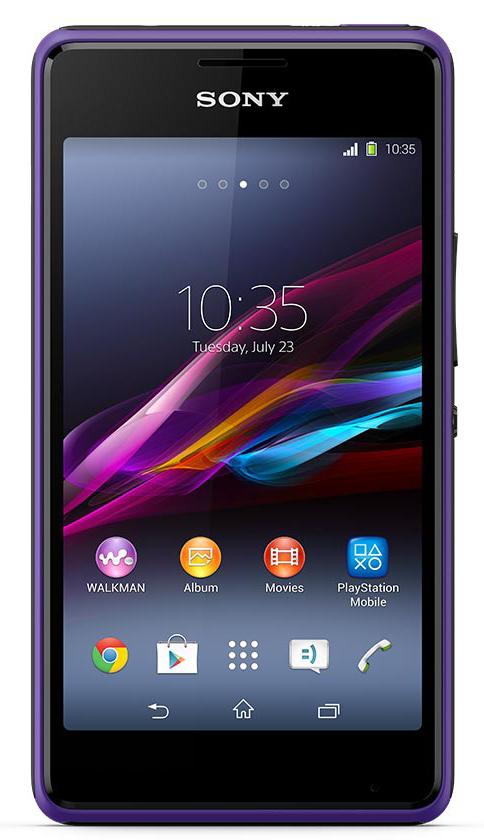 Sony Xperia E1 D2005 - Specs and Price - Phonegg