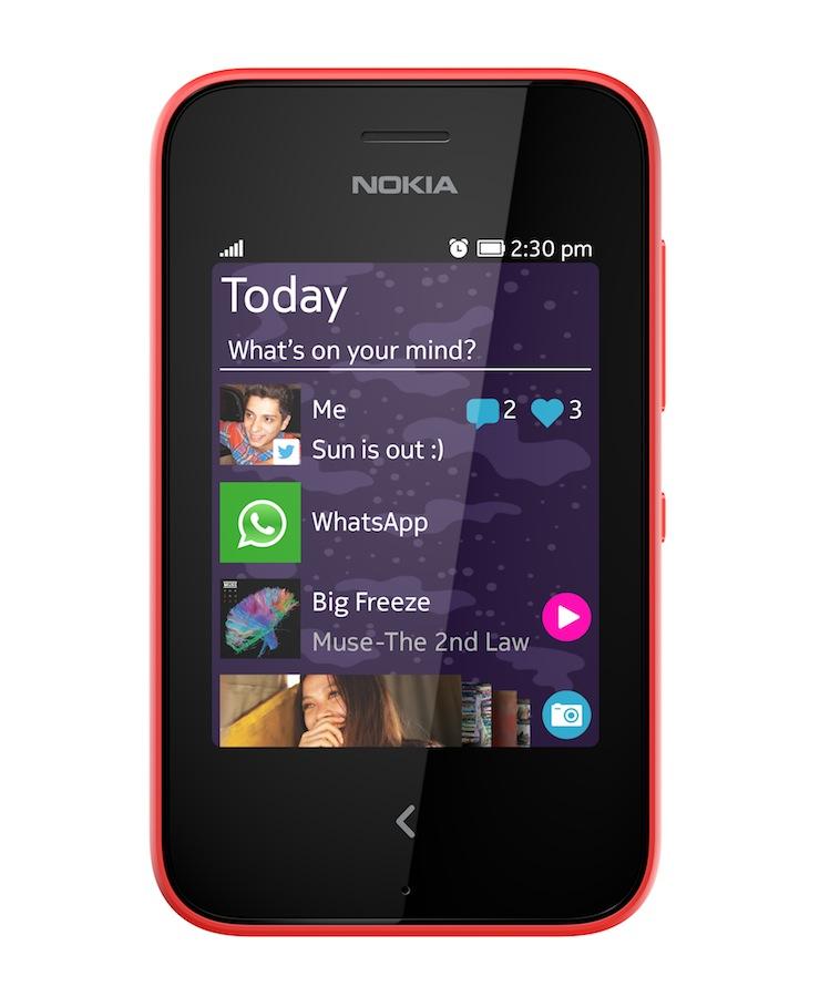 Nokia Asha 230 RM-986 - Specs and Price