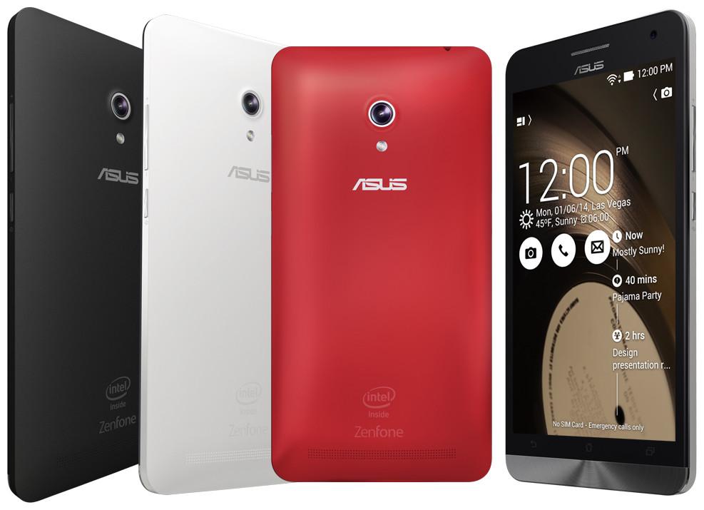 Asus Zenfone 6 A600CG 32GB 1GB RAM