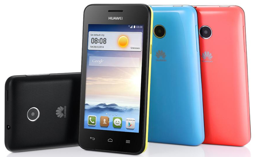 Huawei Ascend Y330-U01/U11 - Specs and Price - Phonegg
