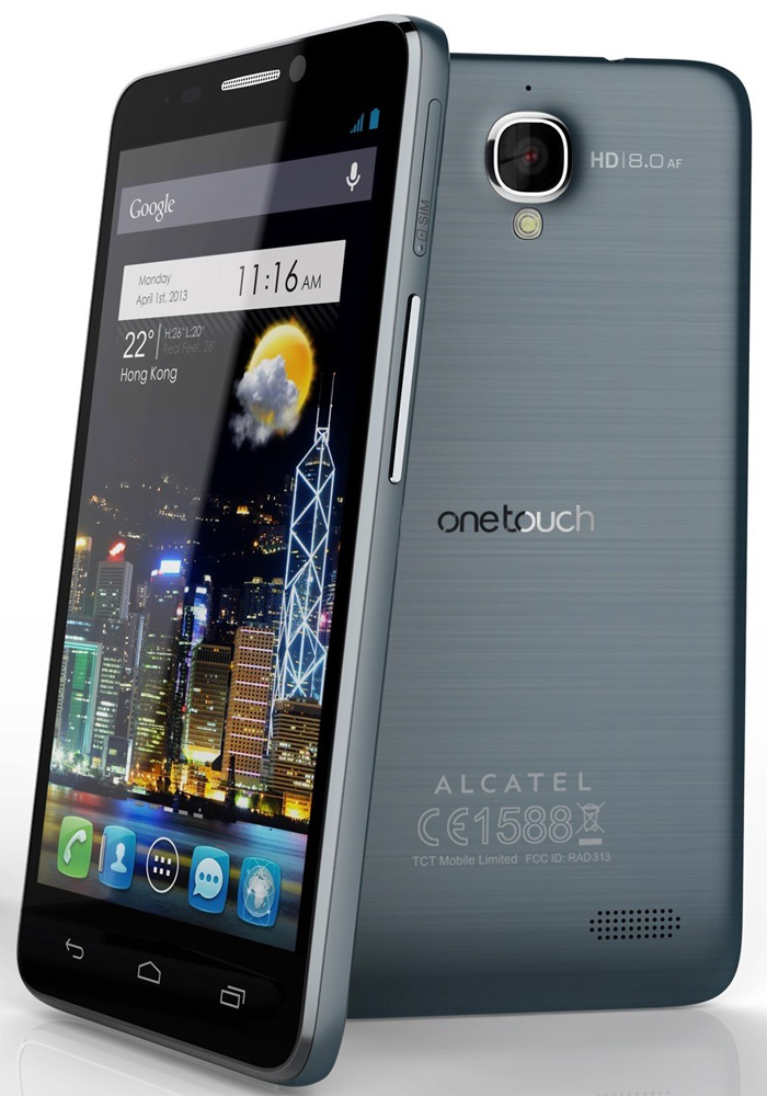 DRIVERS ALCATEL ONE TOUCH IDOL X 6040D