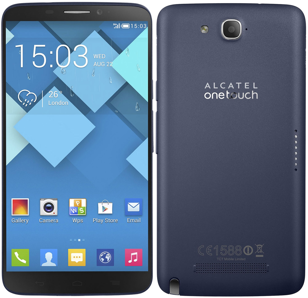 Alcatel OneTouch Hero 8020D - Specs and Price