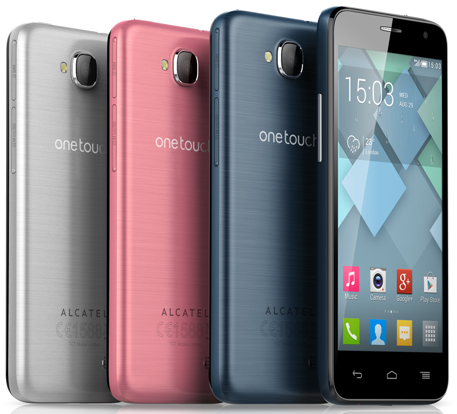 let you make the mini touch idol one 6012d alcatel