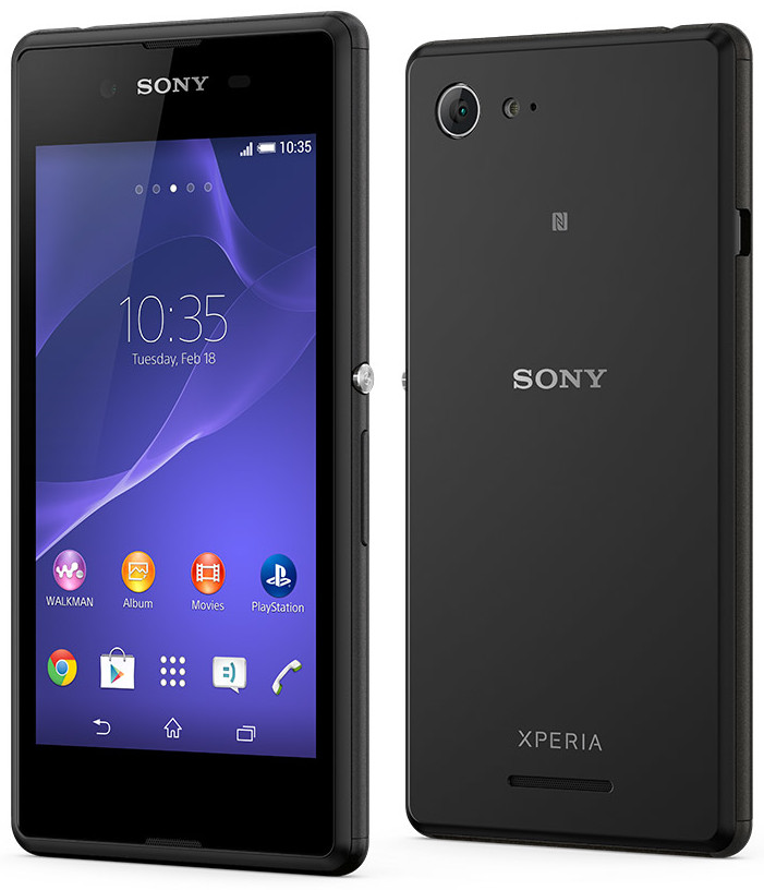 Sony Xperia E3 D2212 Dual SIM - Specs and Price - Phonegg