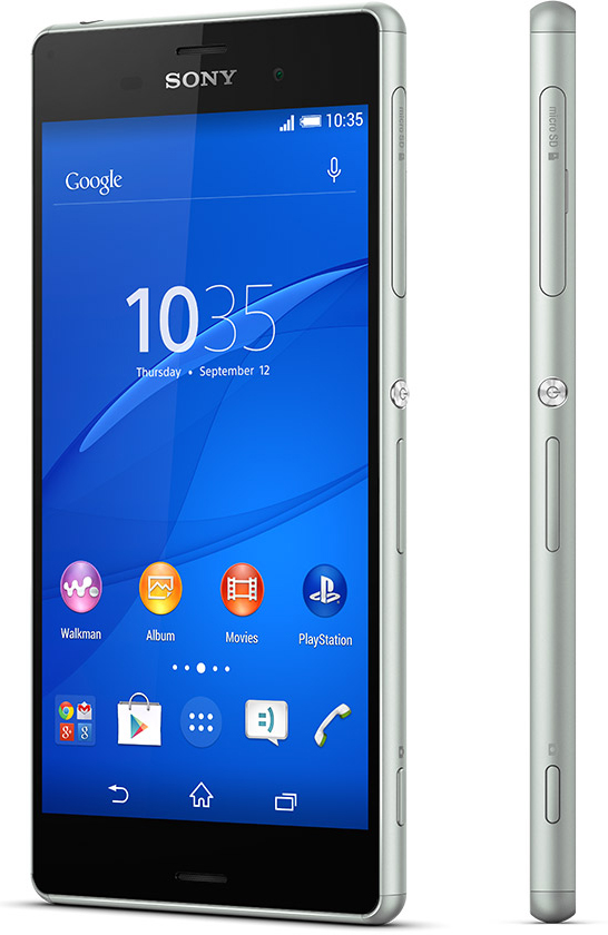 Sony Xperia Z3 D6653 - Specs and Price - Phonegg