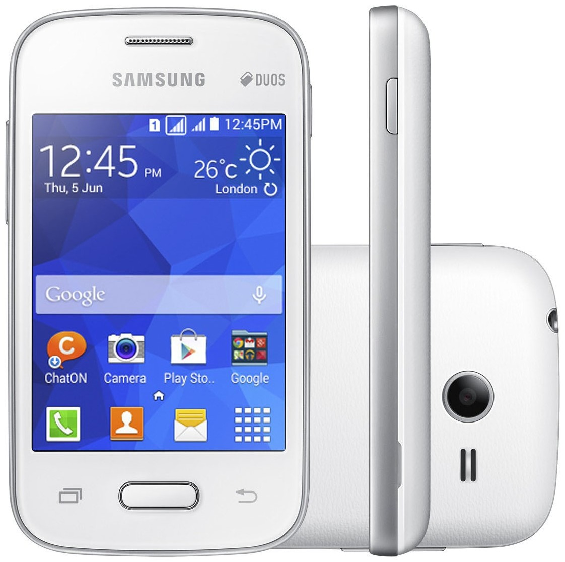 Samsung Galaxy Pocket 2 - Specs and Price - Phonegg