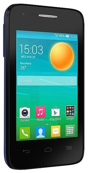 Alcatel Onetouch Pop D1 4018a - Specs And Price