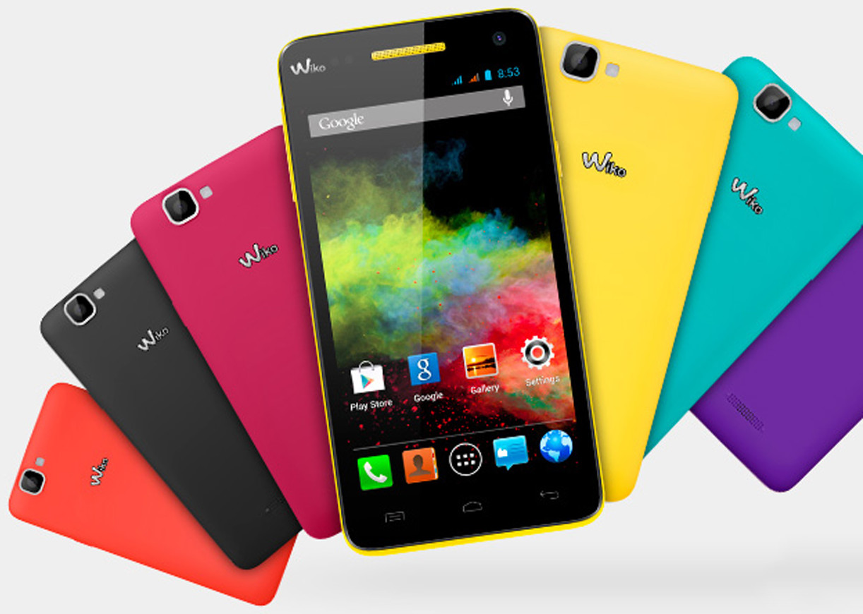 Wiko Rainbow - Specs and Price - Phonegg
