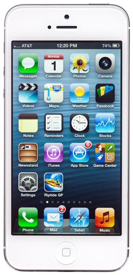 apple iphone 5 cdma a1429 32gb photo
