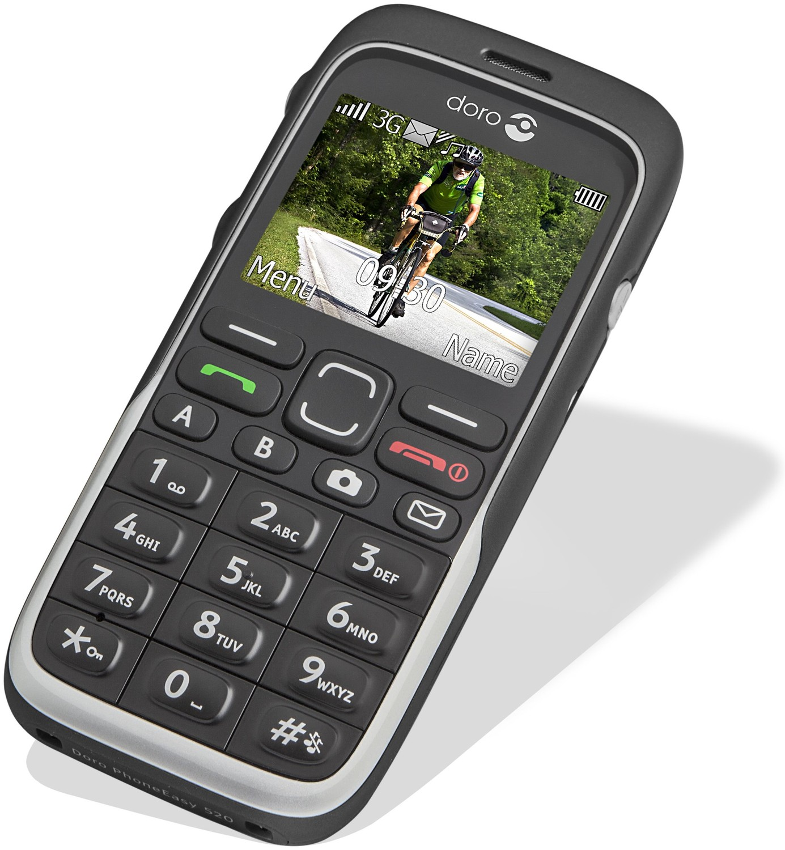 Doro Phoneeasy 520x Specs And Price Phonegg