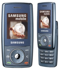 Samsung SGH-B500 photo