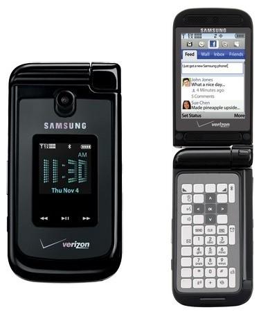 Nokia Flip Phone >> Samsung SCH-U750 Zeal - Specs and Price - Phonegg