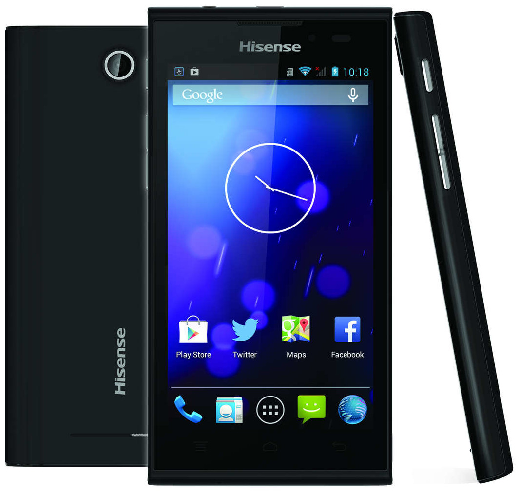 Hisense U939 - Specs and Price - Phonegg