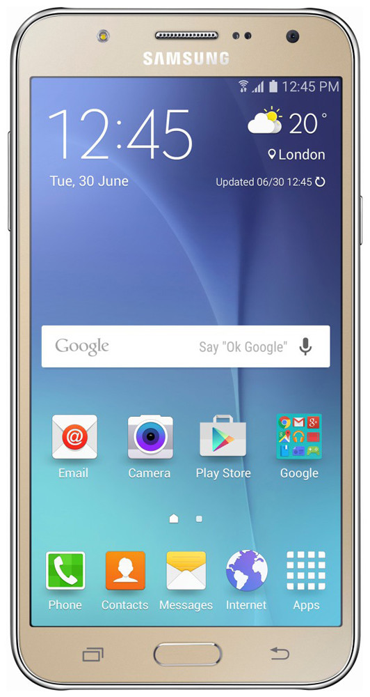 samsung galaxy j7 2016 j710f specs and price phonegg. Black Bedroom Furniture Sets. Home Design Ideas