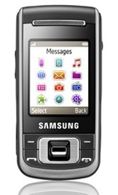 Samsung C3110 photo