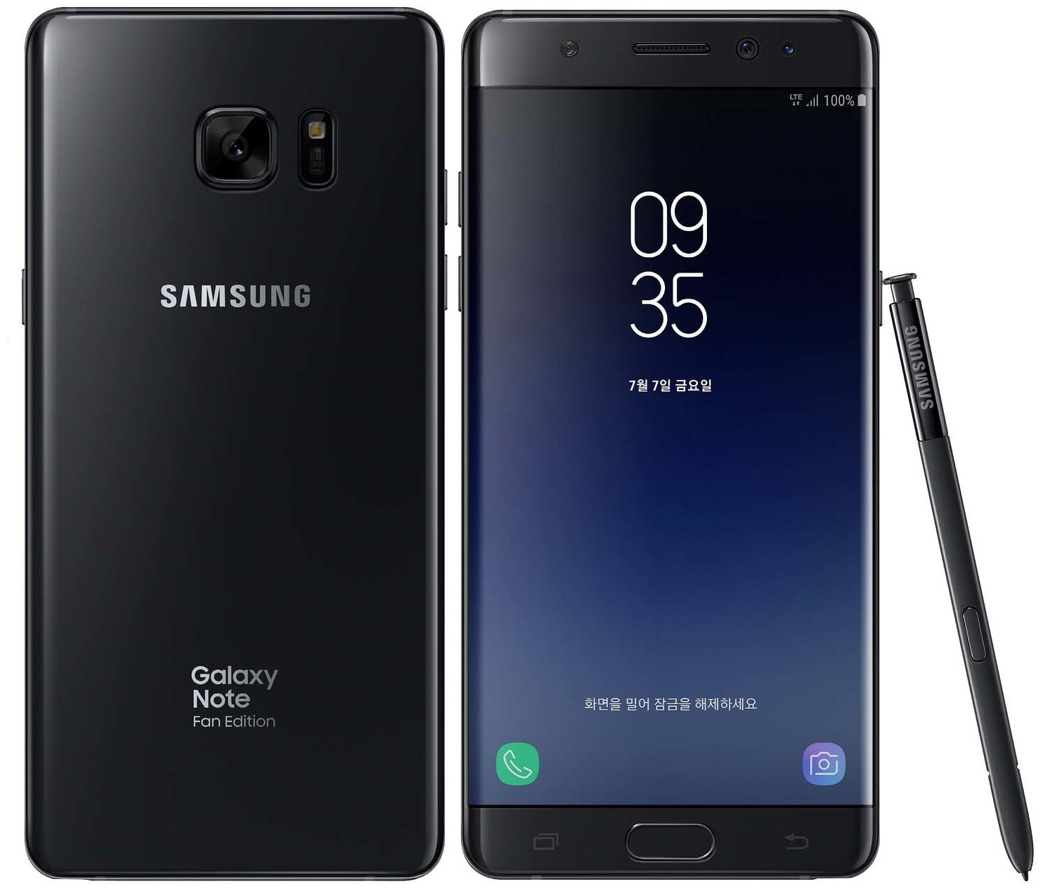 Samsung Galaxy Note Fe Sm N935f Specs And Price Phonegg